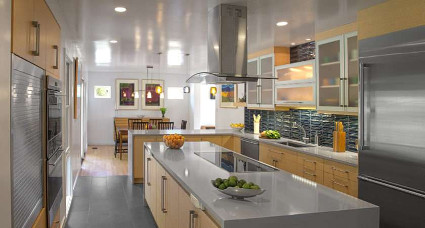 Eco Friendly Modern Kitchen