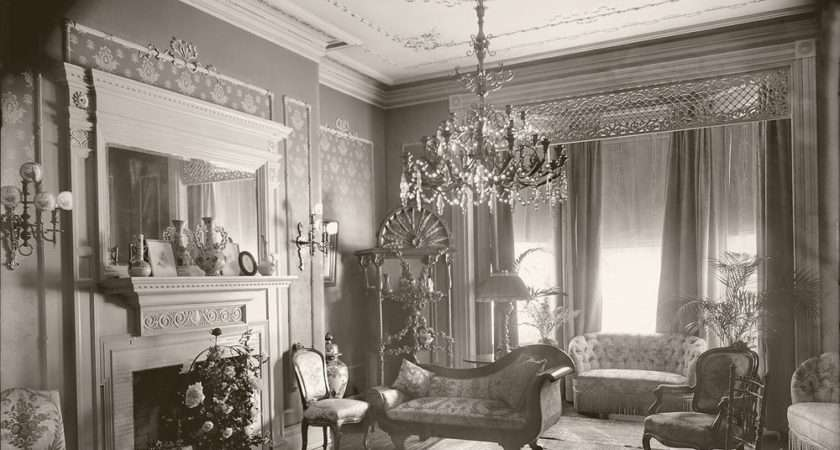 Edwardian Furniture Parlor Washington Choices