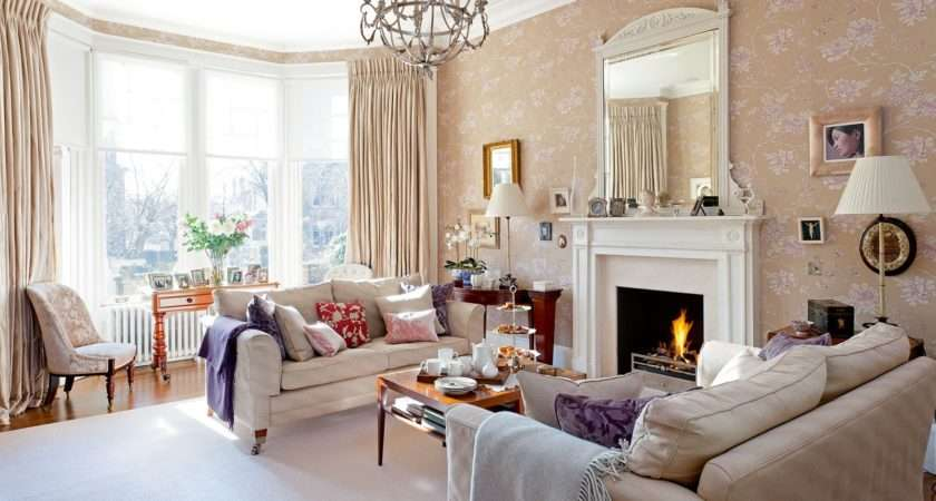 Edwardian Period Interiors Comfortable Home