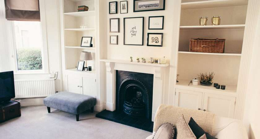 Edwardian Terrace Interior Tour Vintage Eclectic