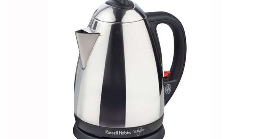 Electric Whisper Quiet Stainless Steel Cordless Kettle Ebay