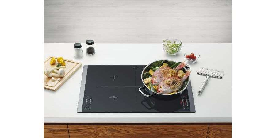 Electrolux Infinite Induction Hob Product Range Red Dot