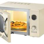 Electronic Microwave Oven Grill Volume