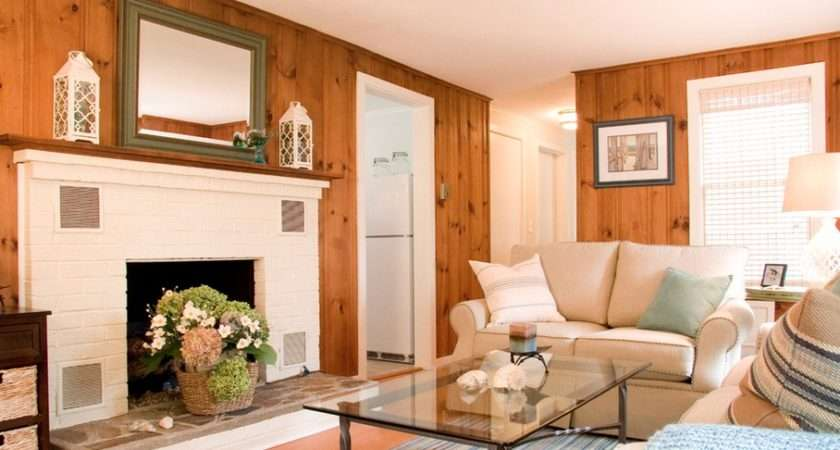 Embracing Knotty Pine Paneling Gemoftheweek