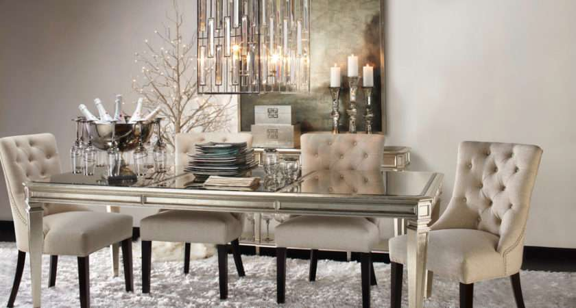 Empire Dining Table Room Inspiration