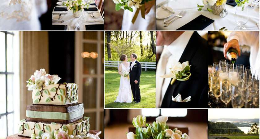 Endearing Combination Wedding Color Schemes
