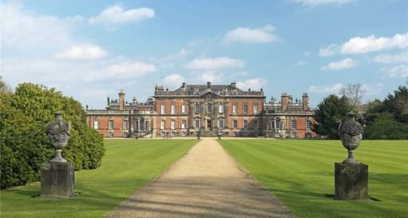 English Country Homes Sale Downton Abbey Manor