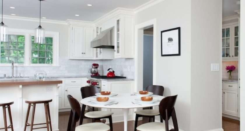 Enhancing Your Kitchen Dining Area Round Table