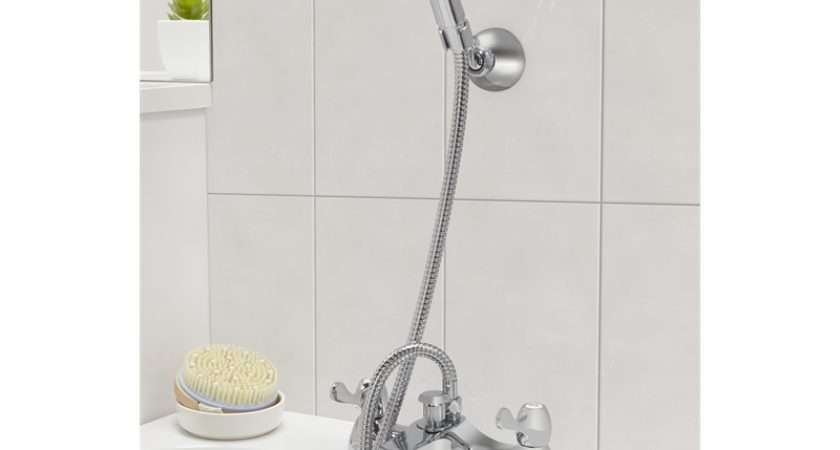 Estilo Beta Lever Bath Shower Mixer Homebase