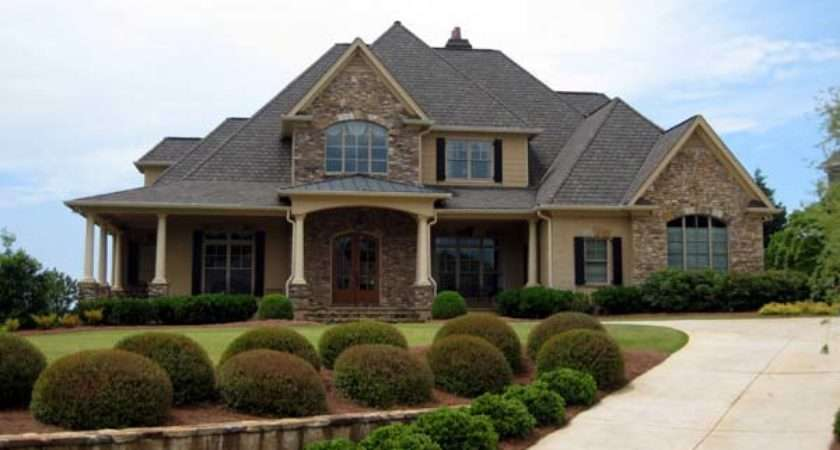 European Traditional House Plan Home Plans Blog
