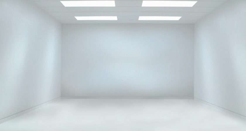 Ever Think These Things Empty Room