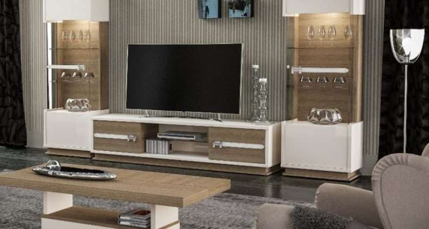 Evolution Modern Unit Living Room Furniture