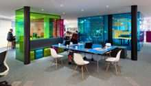Evolution Office Design Morgan Lovell