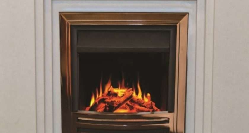 Evonic Fires Kansas Electric Fire Display