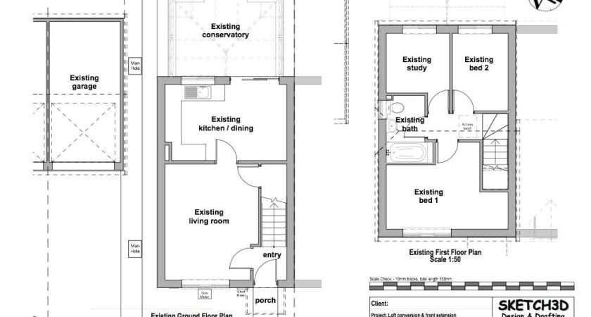Example Loft Conversion Plan