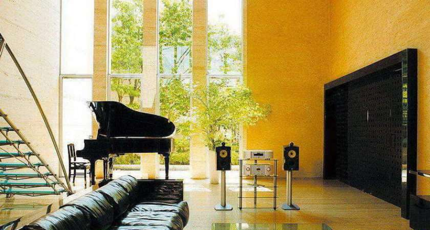 Examples Painted Rooms Yellow Walls Your Dream Home