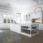 Excellent Opened White Kitchen Ideas Cabinets