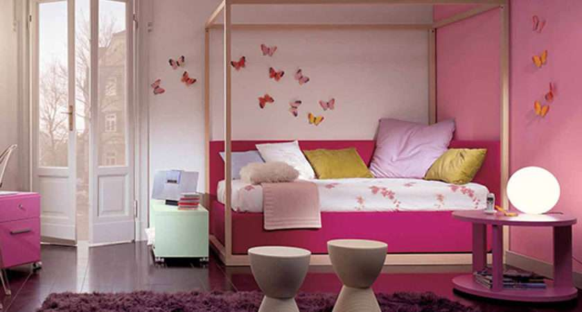 Exciting Colorful Kids Bedroom Design Dear
