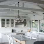 Exclusive Vaulted Ceiling Ideas Kitchen