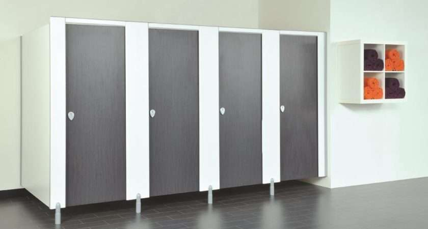 Executive Mfc Toilet Cubicles Range Commercial Washrooms