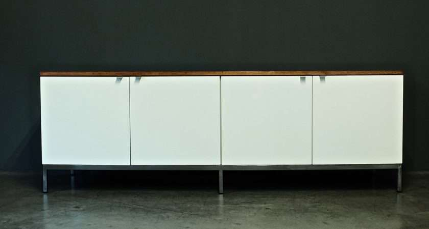 Executive Office Design Line Sideboard Florence Knoll