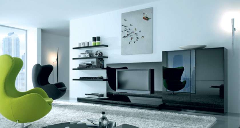 Exellent Home Design Modern Living Room