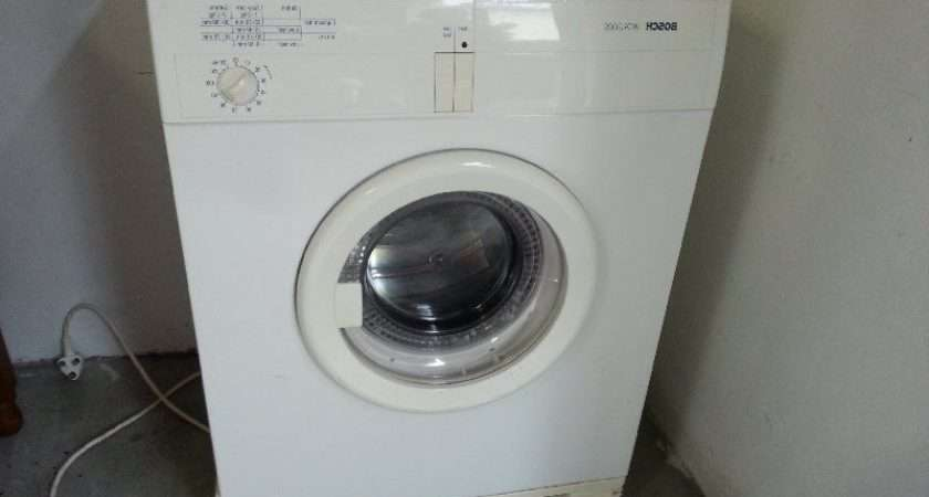 Experiencing Power Bosch Tumble Dryer