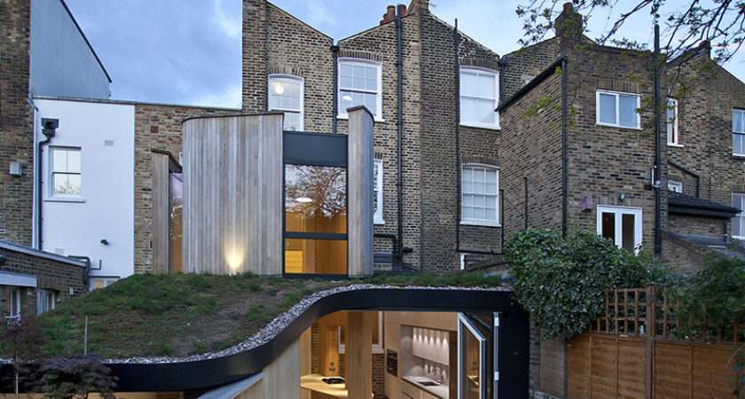 Exquisite Victorian House London Defined Sculptural Forms