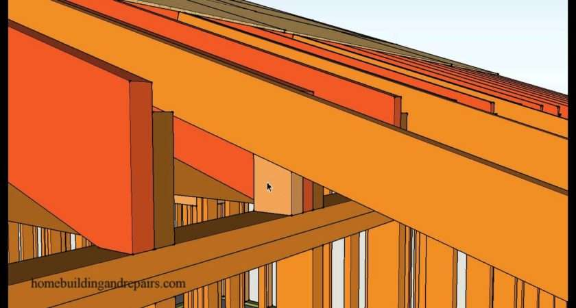 Extend Add Roof Overhang Building Remodeling Tips