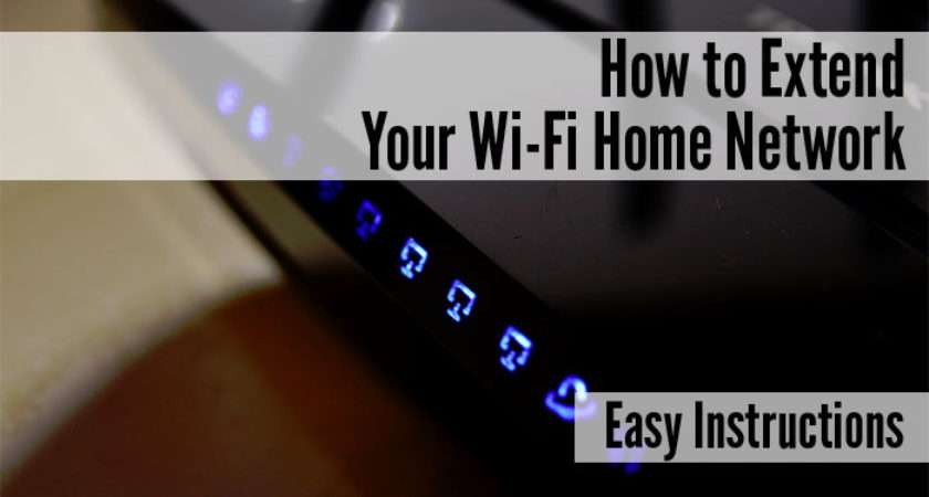 Extend Your Home Network Diy Life