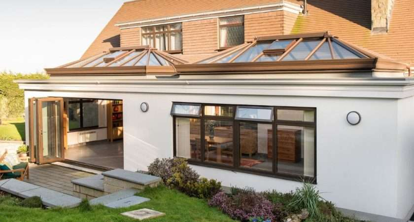 Extend Your Home Tiled Roof Conservatory