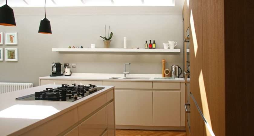 Extension Leicht Kitchen Nigel Slater Inspired Folding Doors