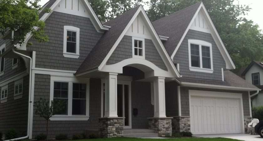 Exterior House Colour Schemes Grey Clipgoo