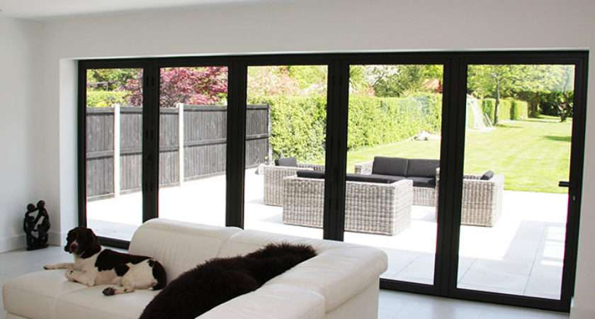 External Glass Doors Style Moveable Partition