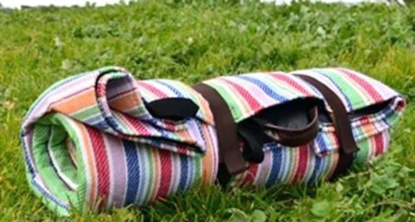Extra Large Picnic Blanket Like Item
