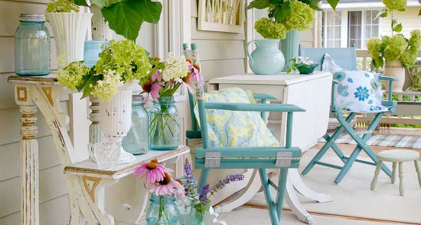 Fabulous Porches Decorating Ideas Summer Modern