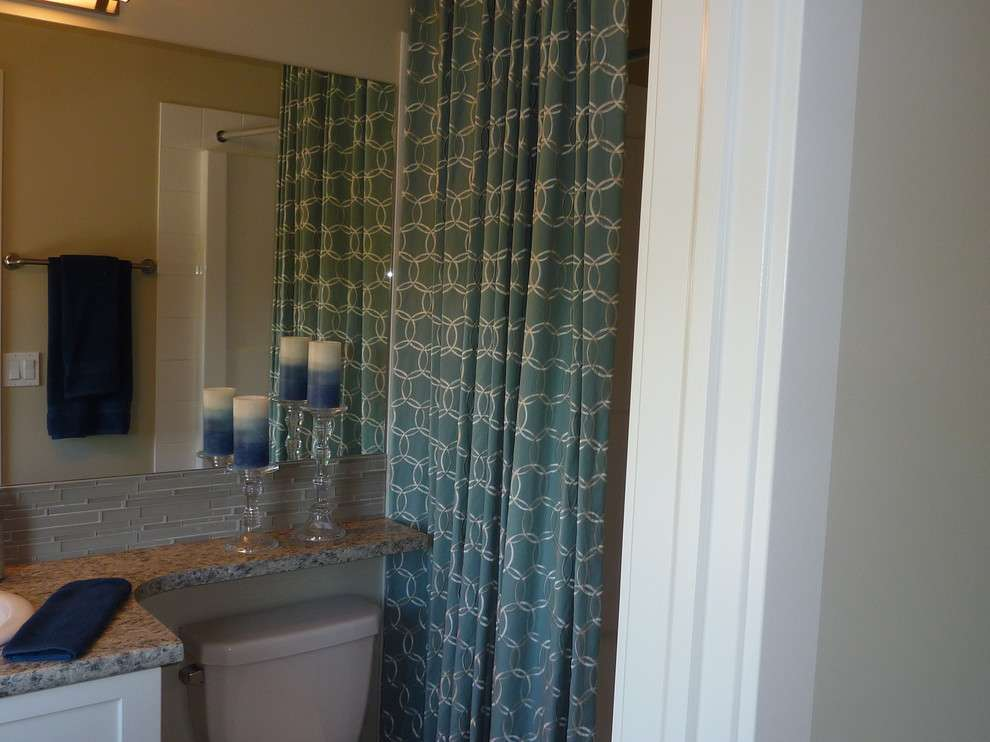 Fabulous Teal Shower Curtain Decorating Ideas Bathroom