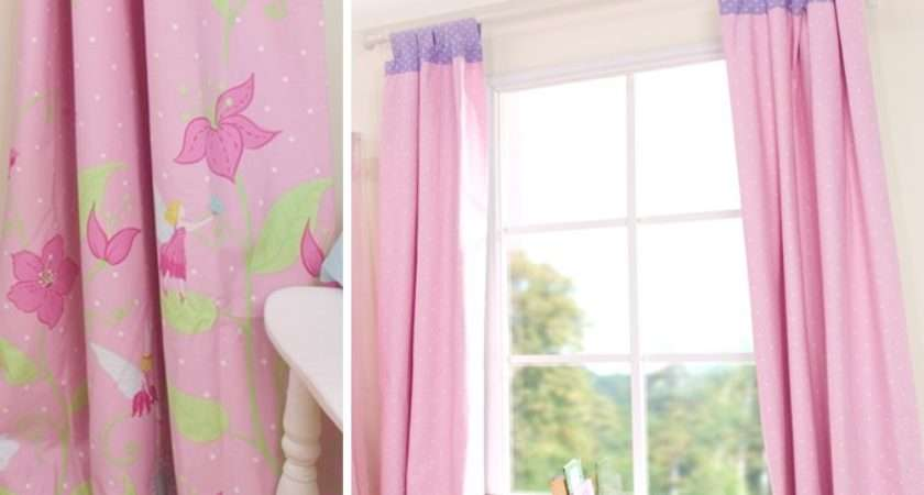 Fairies Curtains Childrens Bed Centres