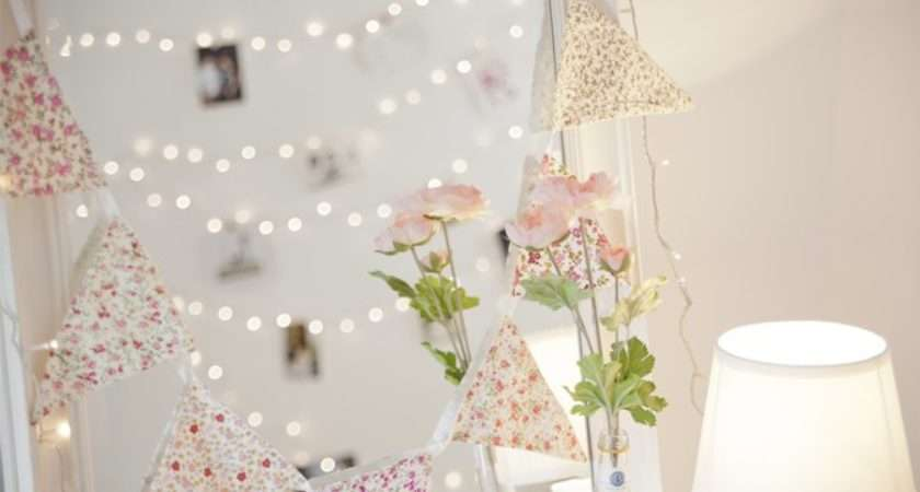 Fairy Bedroom Tiny Space Little Budget
