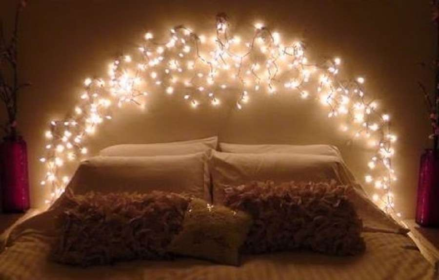 Fairy Lights Bedroom Ideas Lighting