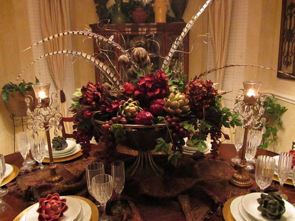Fancy Dining Room Table Centerpieces Everyday Golime