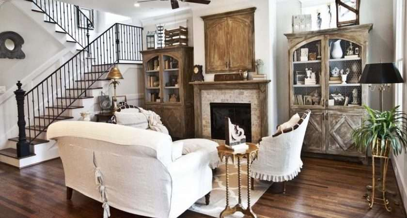 Farmhouse Decorating Style French