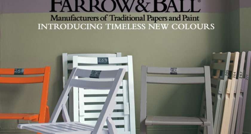 Farrow Ball Design Notes