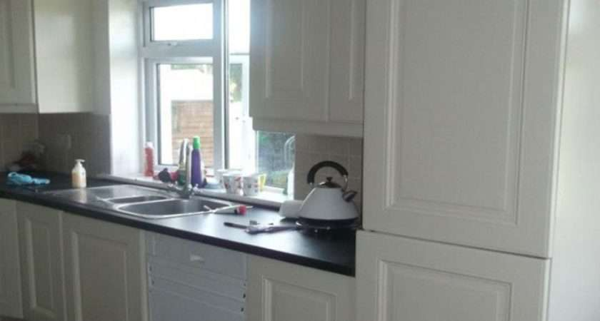 Farrow Ball Painted Kitchen After
