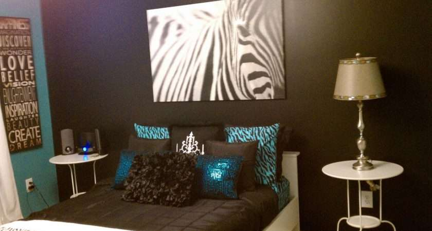 Fascinatingly Stylish Teen Bedroom Makeover