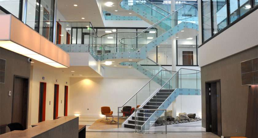 Feature Stairs Taunton Fabrications Architectural Metalwork