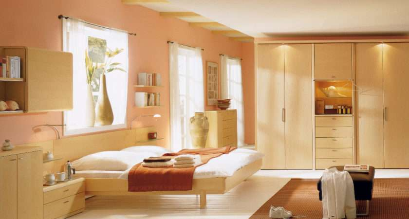 Feng Shui Bedroom Interior Beautiful Light