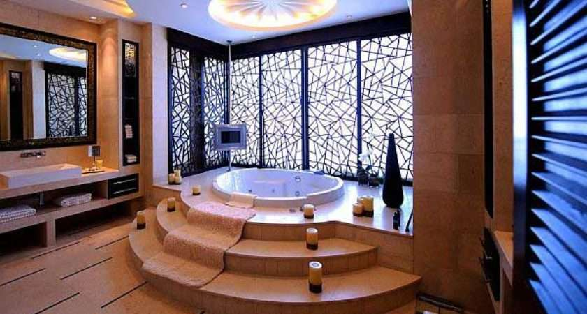 Find Most Beautiful Luxury Bathrooms Interior Decoration