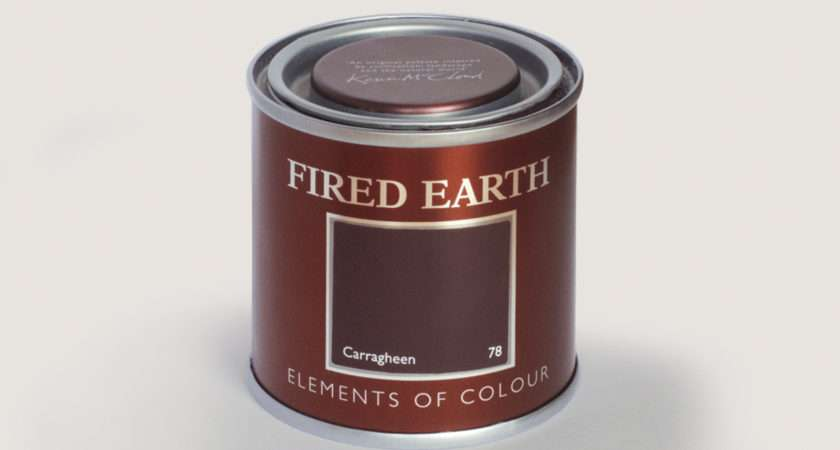 Fired Earth Tins Design