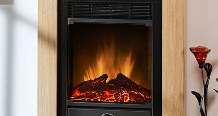 Fireplace Electric Fire Suites